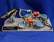 1967 gibson sg wiring harness ready built gibson les paul wiring upgrade loom harness kit ideal for epiphone ebay