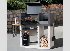 Sunday One: il rivoluzionario barbecue in muratura dal