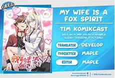 komik my is a fox spirit chapter 1 bahasa indonesia