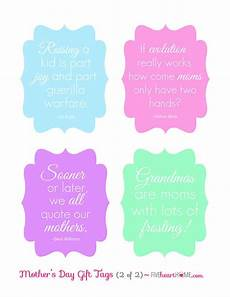 free printable mothers day tags 20615 s day gift tags free printables featuring quotes