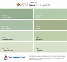 i found these colors with colorsnap 174 visualizer for iphone by sherwin williams nurture green