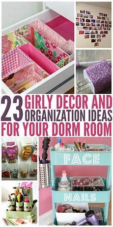 23 room decor and organization ideas room