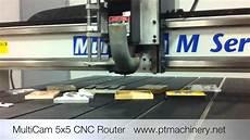 multicam m series 5x5 cnc router