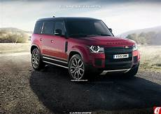 2020 land rover defender 2020 land rover defender it ll look like tech