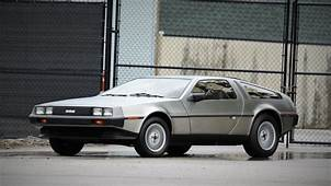 The Much Maligned DeLorean DMC 12 May Be Getting Last
