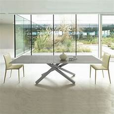 table design verre table design extensible en verre tremp 233 et pi 233 tement