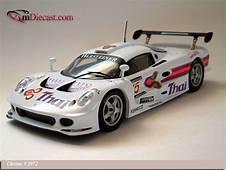 Chrono 1997 Lotus Elise GT1 15 Thai Prutirat  R 1072