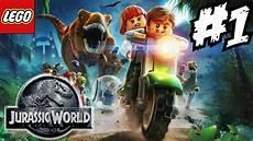 Lego Jurassic World Ausmalbilder Lego Jurassic World Walkthrough Part 1 Gameplay Let S Play