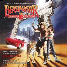 of the beast 2 beastmaster 2 original soundtrack by robert folk cd comes