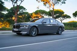 BMW Shows Off Individual Range For The 2016 7 Series