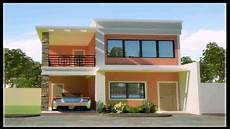 two storey house design with floor plan in the philippines see description youtube