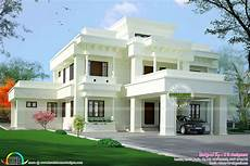 modern villa brings elegance to looking modern home architecture kerala home