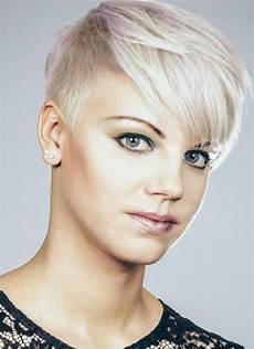 Kurzhaarfrisuren Frauen 2017 Blond 2017 Kurzhaarfrisuren
