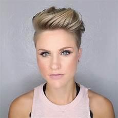 undercut frauen stylen 21 most coolest and boldest undercut hairstyles for