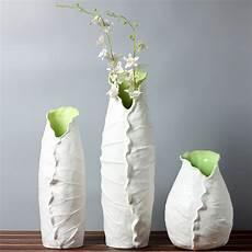 design fiori ceramic lotus leaf fashion creative abstract flower vase