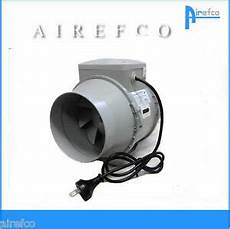 Bathroom Ventilation Inline by Blauberg Turbo 150mm Inline Fan Bathroom Exhaust