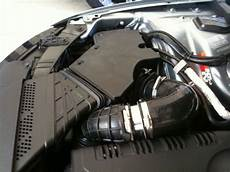 audi a4 b8 custom air intake straight off an s4