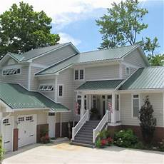 classic green home coated metals group
