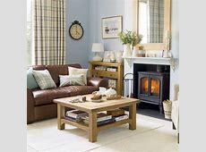 New Home Interior Design: Traditional Living Room