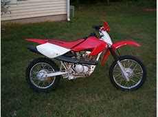 Honda 80cc dirt bike 2 stroke