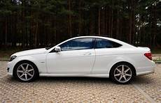 mercedes c class coupe w204 breaking spare parts in