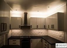 2700k led tape top and bottom of kitchen units electricsandlighting co uk