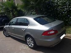 skoda superb occasion skoda superb diesel 2012 occasion 141000km 224 casablanca
