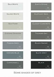 i love gray shades of grey chalk paint lime paint