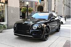2018 Bentley Bentayga Black Edition Stock Gc2474 For