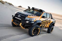 2019 Toyota Hilux Rumors Concept Release Date Price