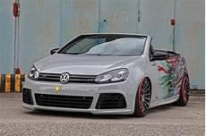 Vw Golf 6 Cabrio Schmidt R Optik Und Revolution Im