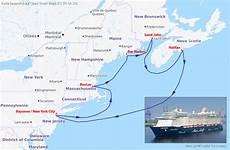 Nach Nordost Amerika Zum Indian Summer Mit Der Mein Schiff 6