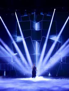 Robe Megapointes For X Factor Uk Robe Lighting