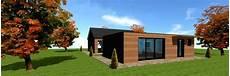 prix d une maison clé en prix maison en bois en kit cl 233 en l habis