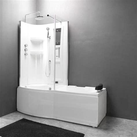 Badkar Med Dusch Till Docka