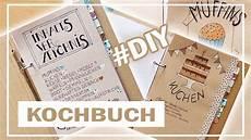 diy kochbuch backbuch selber machen inspiration zum