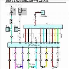 kdc 252u wiring diagram kenwood kdc 252u installed in a toyota 1997 camry le there