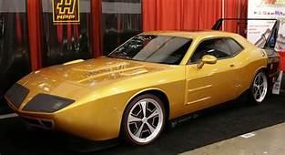 SEMA 2009 HPP Builds Dodge Challenger Daytona Concept