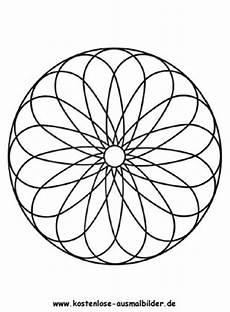 Kostenlose Ausmalbilder Zum Ausdrucken Mandalas Ausmalbilder Mandalas Zum Ausdrucken Ausmalbild Mandala