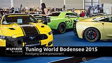Tuning World Bodensee 2015 Messe Rundgang 1 Gopro