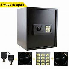 large electronic safe lock box security digital keypad gun