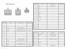 Goshen Coach Wiring Diagram by 2001 Rx300 Audio Pin Connection 1 3 Club Lexus Forums