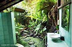 Jungle Bathroom Ideas by Relax In A Jungle Bathroom Greenly With Heidi