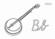 Malvorlagen Instrumente Instrumenten Abc Ausmalbilder Instrumente Mit Anfangsbuchstaben