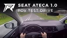 2017 seat ateca 1 0 ecotsi test drive