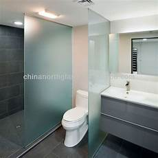 Bad Trennwand Glas - bathroom partition glass glass toilet partition glass