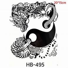 terbaru 26 gambar tato yin yang gambar tato keren