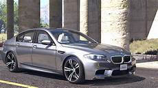 2012 Bmw M5 F10 Add On Replace Tuning Animated