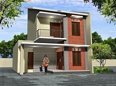 Desain Rumah Toko 110 Gambar Rumah Minimalis Sederhana