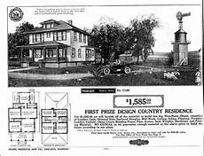 sears roebuck house plans 1906 the hillrose model 1916 sears roebuck catalog think we
